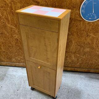 D2806 木製ゴミ箱