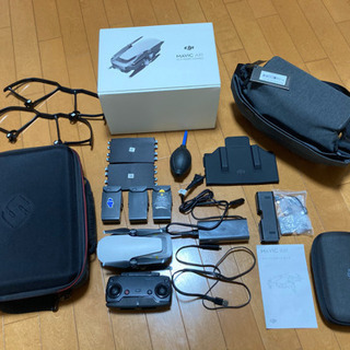 【中古】DJI Mavic Air Flymore combo ...