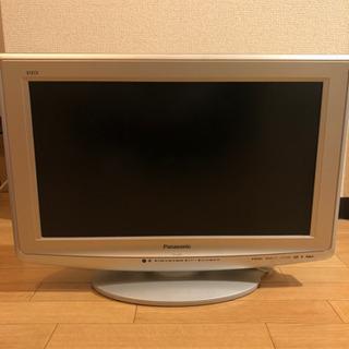 パナソニック  20型テレビ 2009年製