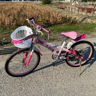 子ども自転車22インチ6段変速 キッズ マウンテンバイク  管理...