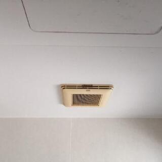浴室暖房乾燥機取り付けで快適入浴