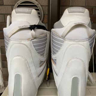 【BURTONのブーツ付き】スノーボード145センチ − 大阪府