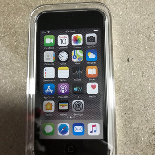 【ネット決済】『新品・未開封・現行モデル』iPod touch ...