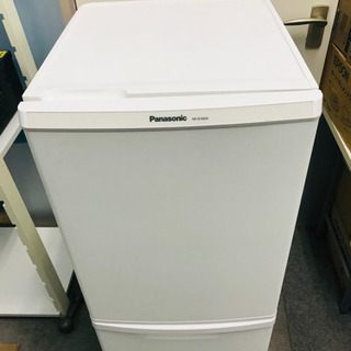 Panasonic ノンフロン冷凍冷蔵庫 2019年 13…
