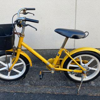 値下げしました!! 幼児向け自転車 練習用にどうぞ!