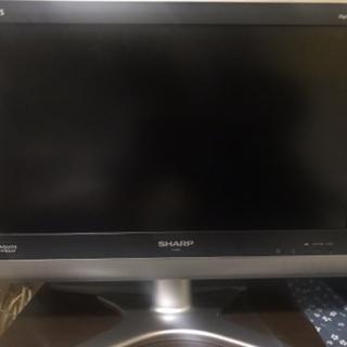 SHARPの【TV】