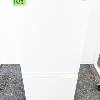 ①1322番 シャープ✨ノンフロン冷凍冷蔵庫✨SJ-14S…