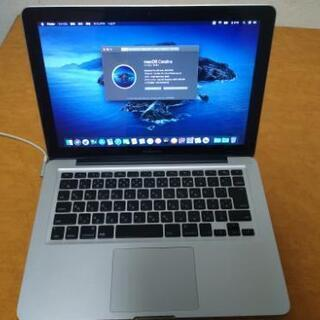 MacBookPro-13inch Mid2012 Core-i...