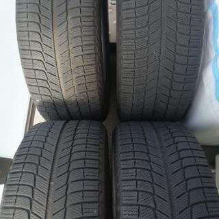 スタッドレスタイヤ 245/45R18 X-ice ミシュラン