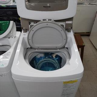 佐賀中古、洗濯乾燥機パナソニック2018年