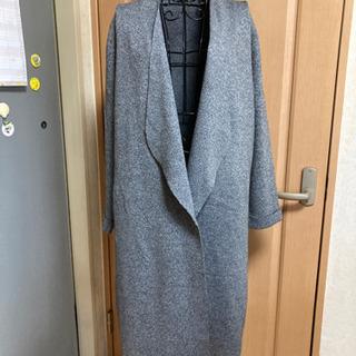 ストレッチ素材のコート(お値下げ致しました)