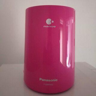 【ネット決済】Panasonic加湿器(nanoe)