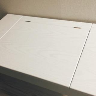 ニトリ購入 ドレッサーテーブル - 家具