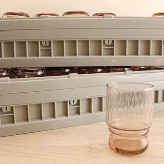 アデリア AX デニム 業務用グラス コップ 42個 洗浄 ハー...
