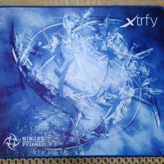 Xtrfy ゲーミングマウスパッド(中古)