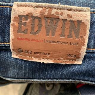 エドウィンのジーンズになります!size38になります!