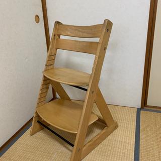 【無料で差し上げます】取りに来て頂ける方★子供椅子キッズチェアー①
