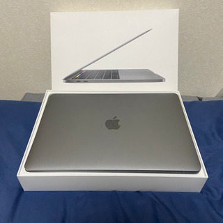 【ネット決済・配送可】MacBook2019 13インチ 8GB