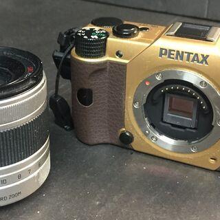 ※金のカメラ※ 小型 手のひらサイズのボディ ミラーレス一眼 ...