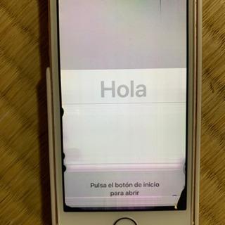 『ジャンク品』iPhoneSE