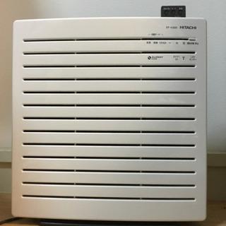 【ネット決済】【値下げ】日立空気清浄機 EP-H300