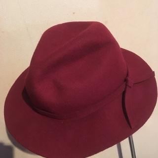 ハット帽子♪
