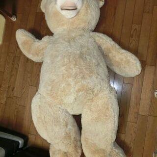 ★nesage !大きな大きなクマのぬいぐるみ!人間ぐらい大きい...