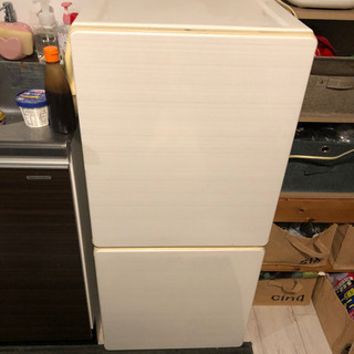 【本日限定無料‼︎】冷蔵庫あげます!江戸川区に取りに来ていただける方!