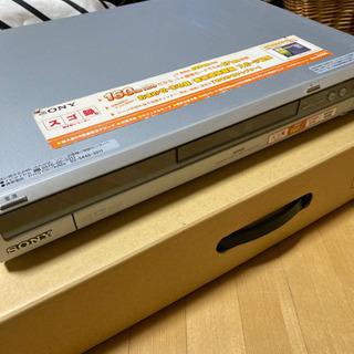 ソニー HDD&DVDレコーダー ジャンク
