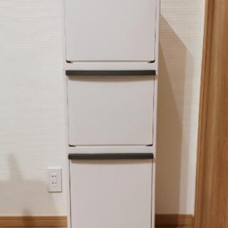 【美品】3段 ゴミ箱