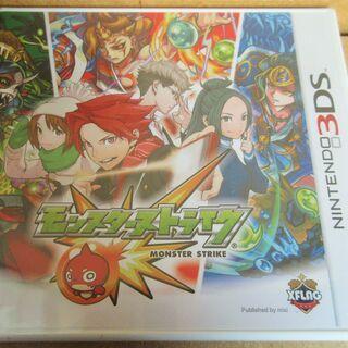 ☆NINTENDO 3DS/MONSTER STRIKE モンス...