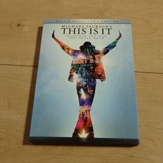 マイケル・ジャクソン THIS IS IT  (2枚組) DVD