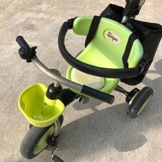 三輪車 手押し三輪車 幼児