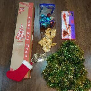 クリスマスツリー用品まとめ売り