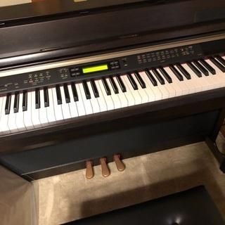 電子ピアノヤマハ CLP-280