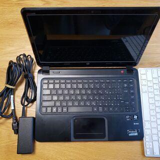 【ネット決済・配送可】14インチノートPC HP Envy4 C...