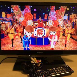 2012年製 19インチ REGZA 液晶テレビ