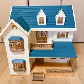 【ネット決済】シルバニアファミリー緑の丘の大きなお家
