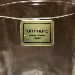 フランス製 luminarc リュミナルク グラス ピッチャー セット - 佐賀市