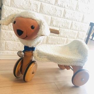 ラムドライブ 羊さん室内四輪車