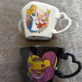 Aliceハートマグカップペア