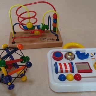 ボーネルンド おもちゃ 3点