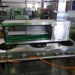 中古 大穂 ネタケース 冷蔵庫 114C-4