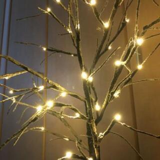 LED付ブランチツリー