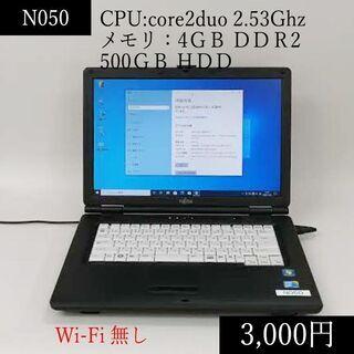 中古 富士通 core2duo 2.53GHz DDR2 …