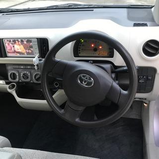 トヨタパッソ Xユルリグレード