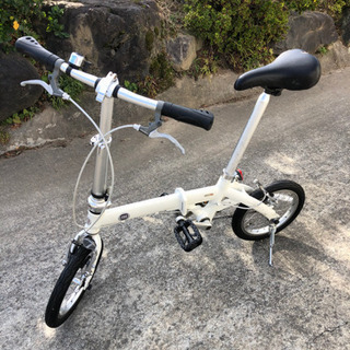 FIAT 14インチ折りたたみ自転車