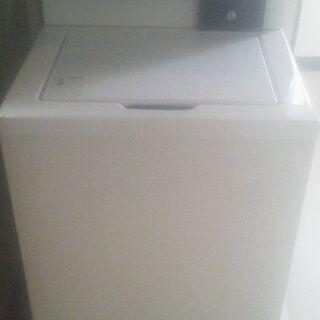 サンヨー SANYO 洗濯機・乾燥機 二台セット・専用ラック付き...