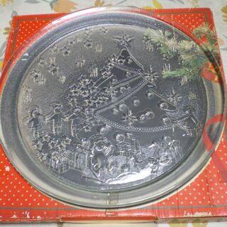 クリスマスプレート径約30cm