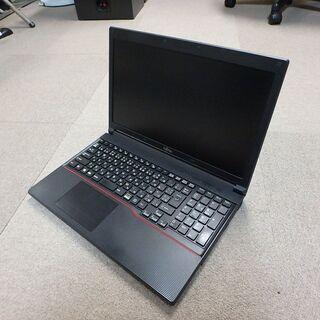 パソコン ノートパソコン☆2014年製 富士通 A553/…